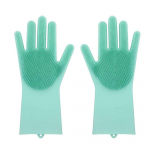 Maddott Magic Silicone Gloves Scrubbing Brush Gloves with Scrubbers $3.99 (REG $19.99)