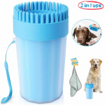 Upgrade Dog Paw Cleaner Dog Cleaner Portable with Towel$11.99 (REG $49.99)