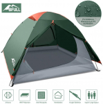 LIGHTNING DEAL!!! BFULL Camping Tents 2-3 Person Lightweight Backpacking Tents $59.49 (REG $79.99)