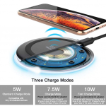 Yootech Wireless Charger Qi-Certified 7.5W $14.99 (REG $39.95)