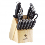 J.A. Henckels International Statement 15-pc Knife Block Set $85.04 (REG $345.00)