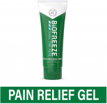 LIMITED TIME DEAL!!! Biofreeze Pain Relief Gel, 4 oz. Tube, Colorless $8.32 (REG $16.99)
