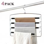Clothes Pants Hangers 4pack $35.98 (REG $79.99)