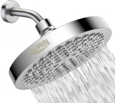 LIGHTNING DEAL!!! Gurin Shower Head High Pressure Rain $12.21 (REG $24.95)