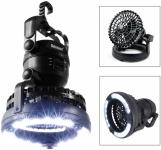 Odoland Portable LED Camping Lantern w/ Ceiling Fan – Hurricane Emergency Survival Kit $14.44 (REG $29.99)