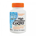 Doctor's Best High Absorption CoQ10 with BioPerine, Gluten Free $13.01 (REG $33.99)