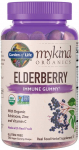 LIMITED TIME DEAL!!! Garden of Life mykind Organics Elderberry Plant Based Immune Gummy $15.92 (REG $35.99)