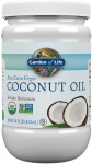 LIMITED TIME DEAL!!! Garden of Life Organic Extra Virgin Coconut Oil $5.03 (REG $9.99)