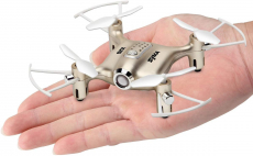 LIMITED TIME DEAL!!! Newest Syma X20 Mini Pocket Drone Headless Mode 2.4Ghz $20.81 (REG $39.99)