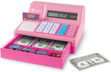 Learning Resources Pretend & Play Calculator Cash Register $19.59 (REG $39.99)