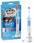 Oral-B Kids Electric Toothbrush With Sensitive Brush Head and Timer, for Kids 3+ $19.99 (REG $29.99)