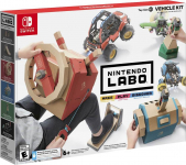 Labo Toy-Con: Vehicle Kit – Nintendo Switch -$19.99(71% Off)