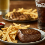 Steak or Grilled Chicken + Fries + Beer Or Soda (Walkabout Wednesdays)Limited Time at Outback Steakhouse