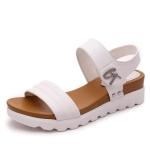 AIMTOPPY Summer Sandals Women Aged Flat Fashion Sandals $2.49 (REG $11.29)