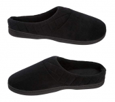 Women's Darcy Microfiber Velour Clog with Quilted Cuff Slipper $13.09 (REG $26.00)