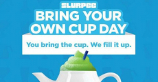 Hurry Over To 7-Eleven For Bring Your Own Cup Day!!!