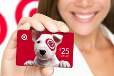 HOT! FREE $25 Target Gift Card- First 500!!
