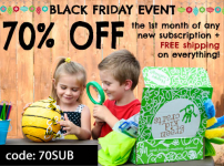 Green Kid Crafts: Get 70% Off Any Subscription and 50% Off Any Craft Kit Or Box!