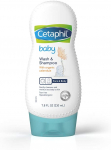 Cetaphil Baby Wash & Shampoo Buy 2, Save 50% on 1.