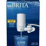 Brita Tap Water Filter System $21.83 (REG $44.56)