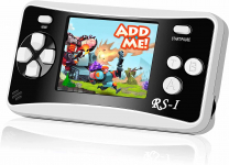 Mademax RS-1 Handheld Game Console, $14.99 (REG $29.99) using code