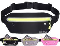 DKRUCAK Slim Running Belt Ultra Light Waist Pouch $8.89 (REG $39.99)