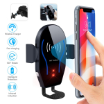 Car Phone Mount Air Vent Automatic Clamping Cell Phone Holder $26.99 (REG $51.88)