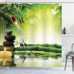 Ambesonne Spa Shower Curtain $14.95 (REG $39.99)