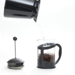 Mind Reader French Press Coffee & Tea Maker 27 oz, Glass