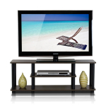Furinno Turn-N-Tube No Tools 3D 3-Tier Entertainment TV Stands $29.75 (REG $105.99)