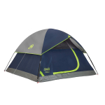 Coleman Dome Tent for Camping | Sundome Tent with Easy Setup $49.00 (REG $99.99)