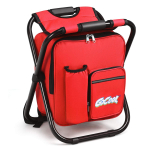 Goplus 3 in 1 Backpack Cooler Chair, Folding Camping Chair $25.99 (REG $52.98)
