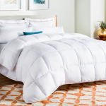 All-Season White Down Alternative Quilted Comforter $29.99 (REG $79.99)