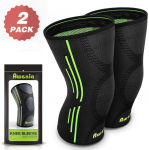Awenia Knee Compression Sleeve Support, Knee Brace for Men and Women$12.99 (REG $29.99)