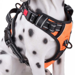 PoyPet No Pull Dog Harness,Reflective Vest Harness $21.99 (REG $49.98)