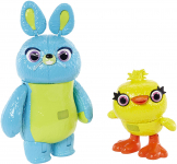 Toy Story Disney/Pixar Interactive True Talkers Bunny and Ducky 2-Pack $9.99 (REG $29.99)