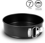 Fayy 7 Inch Springform Pan for Instant Pot Accessories and Pressure Cooker $9.99 (REG $13.99)