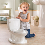 Summer My Size Potty, White Realistic Potty Training Toilet $24.88 (REG $37.99)