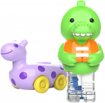 Educational Insights Zoomigos Alligator with Floatie Zoomer – Toddler Toy$4.88 (REG $14.99)