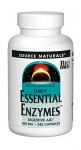 Source Naturals Essential Enzymes 500mg $19.88 (REG $46.51)