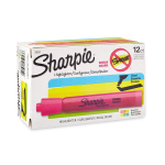 Sharpie Tank Style Highlighters, Chisel Tip, Assorted, Box of 12 $5.39 (REG $12.96)