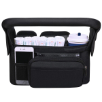 Universal Stroller Organizer with Insulated Cup Holder $18.99 (REG $49.99)