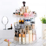 DreamGenius Makeup Organizer 360-Degree Rotating Adjustable $26.99 (REG $49.99)