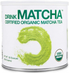 DrinkMatcha – Matcha Green Tea Powder – USDA Organic $19.95 (REG $39.99)