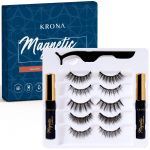 LIGHTNING DEAL!!! KRONA Magnetic Eyelashes With Eyeliner Kit $18.69 (REG $48.99)