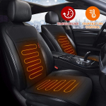 Heated Car Seat Cover with Intelligent Temperature Controller & Timer Setting $14.99 (REG $38.99)