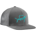 Flying Fisherman Sailfish Fitted Trucker Hat -$8.98(45% Off)