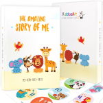 Limited Promo: The Amazing Baby Memory Book by KiddosArt $29.99 (REG $49.99)
