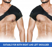 Shoulder Brace & Rotator Cuff Support Brace for Men & Women $11.93 (REG $35.99)