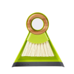 Full Circle Tiny Team Mini Brush and Dustpan Set, Green $7.68 (REG $17.08)